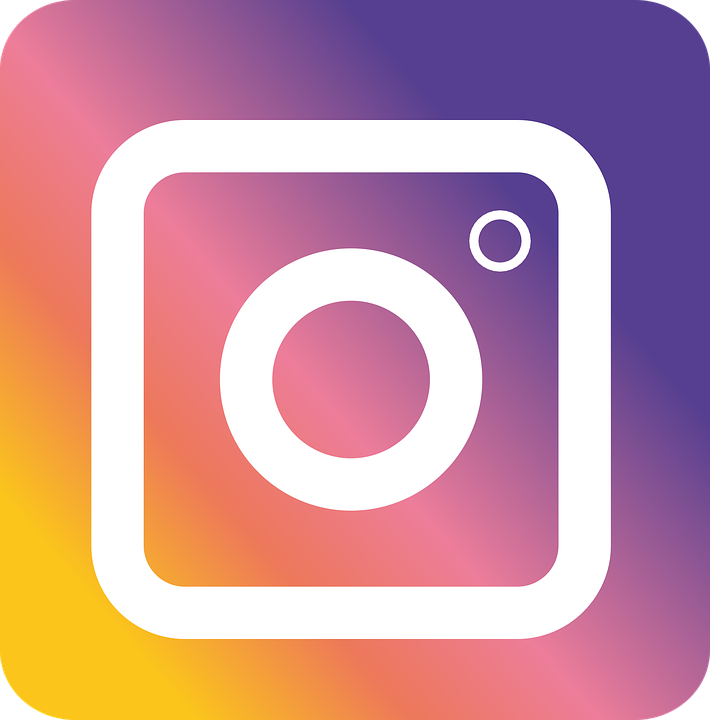 Instagram vector clipart graphic free stock Free vector graphic: Instagram, Insta Logo, New Images - Free ... graphic free stock