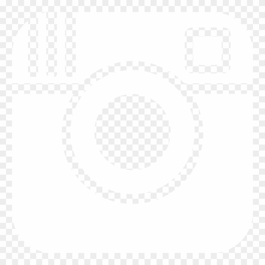 Instagram white clipart transparent library Instagram - White Transparent Instagram Logo Clipart (#738267 ... transparent library