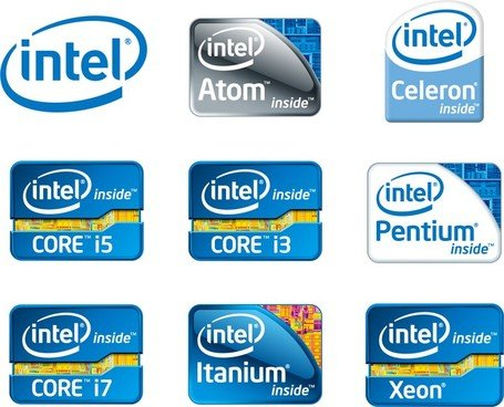 Intel core i5 logo clipart svg freeuse download Free Intel Chip Logos Clipart and Vector Graphics - Clipart.me svg freeuse download