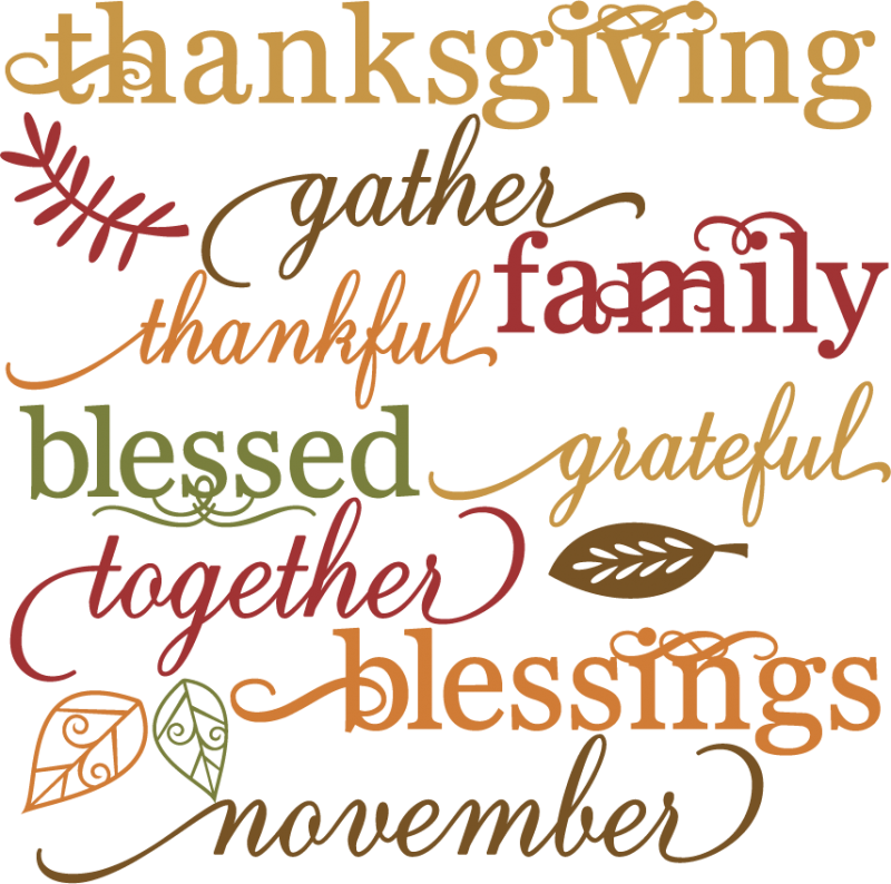 Interfaith thanksgiving service clipart graphic freeuse stock The Valley Voice: November 2014 graphic freeuse stock