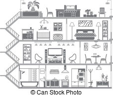 Interior clipart picture download Interior Vector Clip Art EPS Images. 237,889 Interior clipart vector ... picture download
