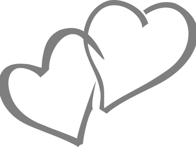 Interlocking heart clipart clip download Interlocking Heart Cliparts 9 - X | carwad.net clip download