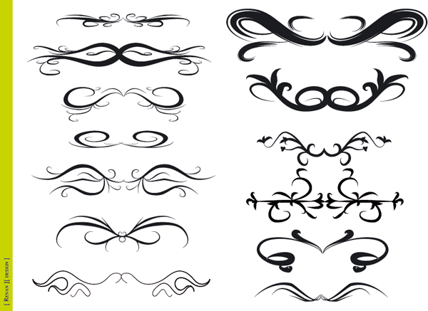 Interlocking swirl center clipart for free png graphic royalty free stock 200+ Free Vectors: Tribal Graphics & Tattoo Designs graphic royalty free stock
