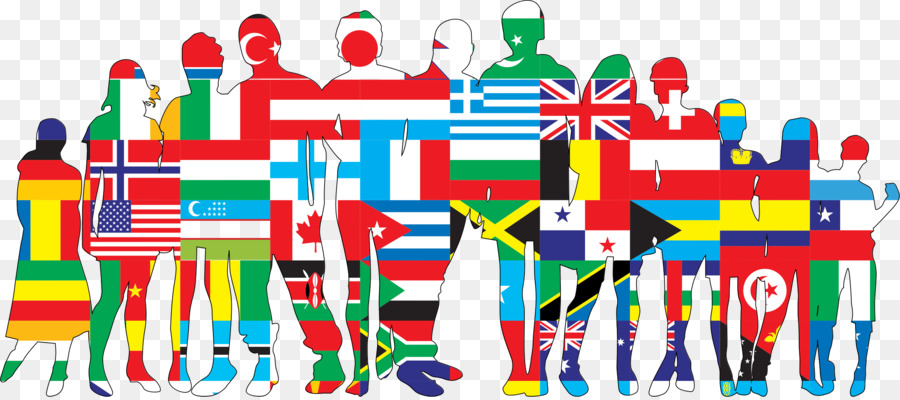 The international clipart clipart black and white download Flag Cartoon clipart - World, transparent clip art clipart black and white download