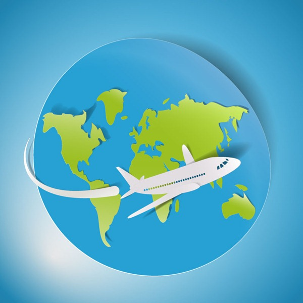 International flight clipart jpg library library Free Global World Cliparts, Download Free Clip Art, Free Clip Art on ... jpg library library