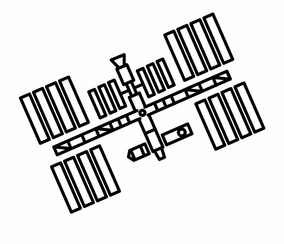 International space station clipart banner freeuse International Space Station Mark - International Space Station ... banner freeuse