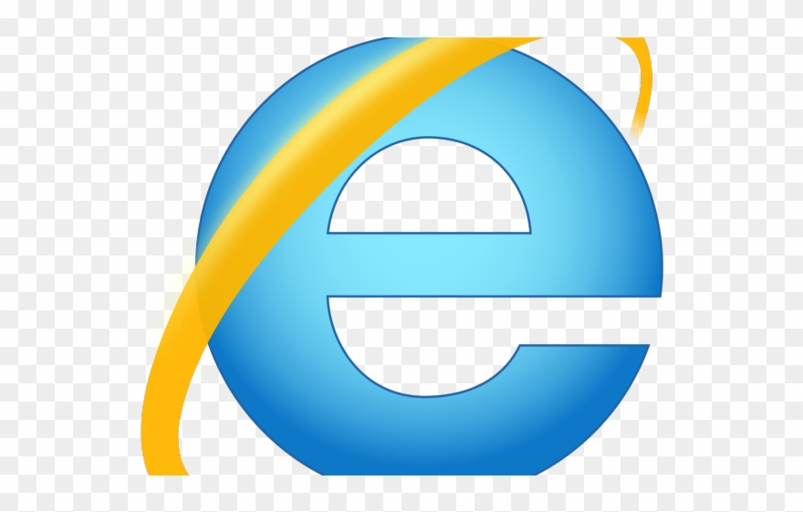 Internet clipart logo picture freeuse download Windows Explorer Clipart Logo - Internet Explorer - Png Download ... picture freeuse download