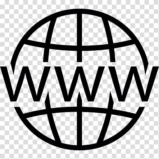 Library Of Internet World Png Icon Light Grey Black And