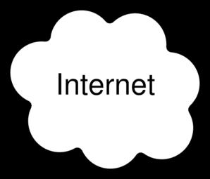 Internet cloud clipart clip transparent download Internet-cloud clip art | Clipart Panda - Free Clipart Images clip transparent download