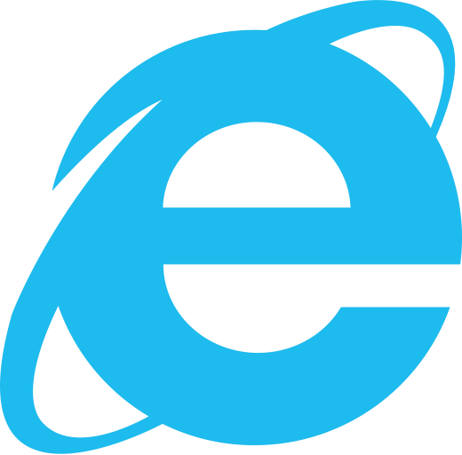 Internet explorer logo clipart png transparent Internet Explorer Logo transparent PNG - StickPNG png transparent