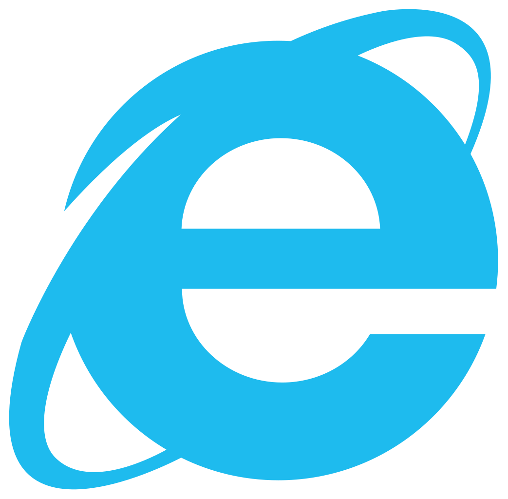 Internet explorer logo clipart transparent stock File:Internet Explorer 10+11 logo.svg - Wikipedia transparent stock
