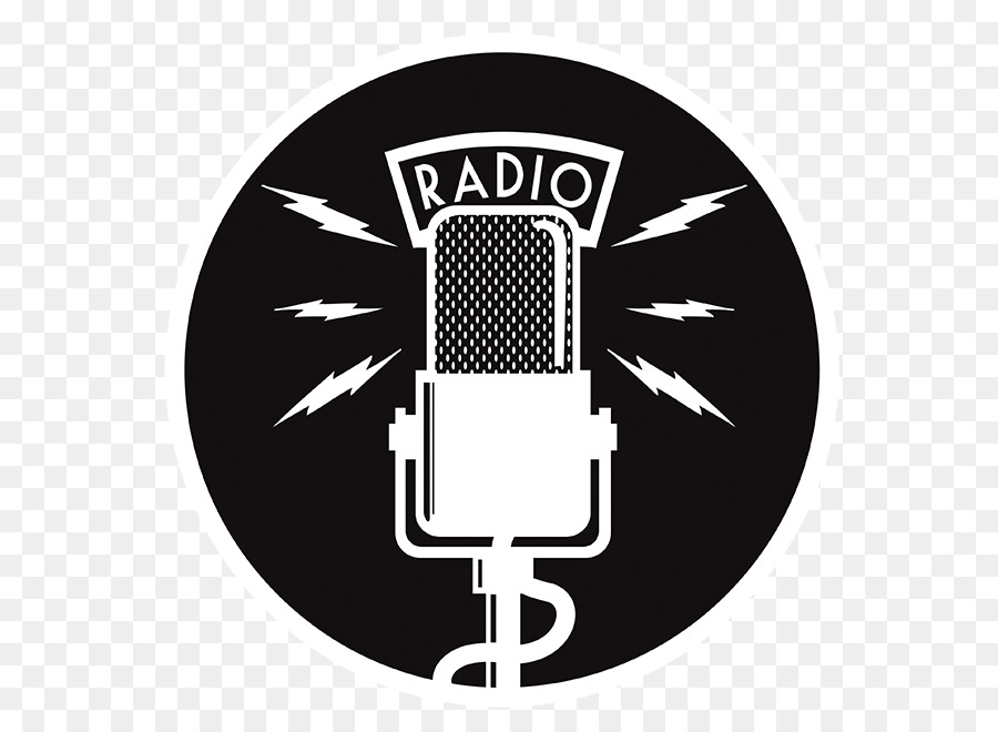 Internet radio clipart svg freeuse download Microphone Cartoon clipart - Radio, Microphone, Font, transparent ... svg freeuse download