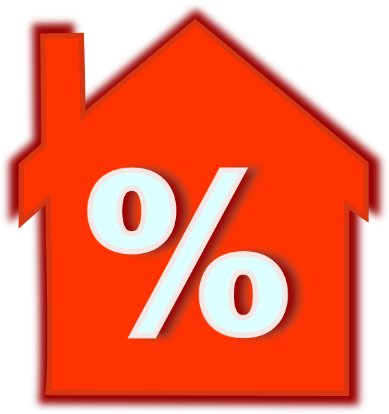 Inters clipart png free Home Loan Interest Rate Clip Art at Clker.com - vector clip art ... png free