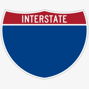 Interstate highway signs clipart free stock Free Highway Signs Clipart Cliparts, Silhouettes, Cartoons Free ... free stock