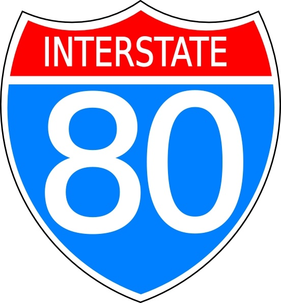 Interstate highway signs clipart clipart free download Interstate Highway Sign clip art Free vector in Open office drawing ... clipart free download