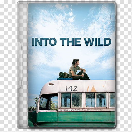 Into the wild clipart jpg transparent stock DVD Icon , Into the Wild (), Into the Wind movie case transparent ... jpg transparent stock