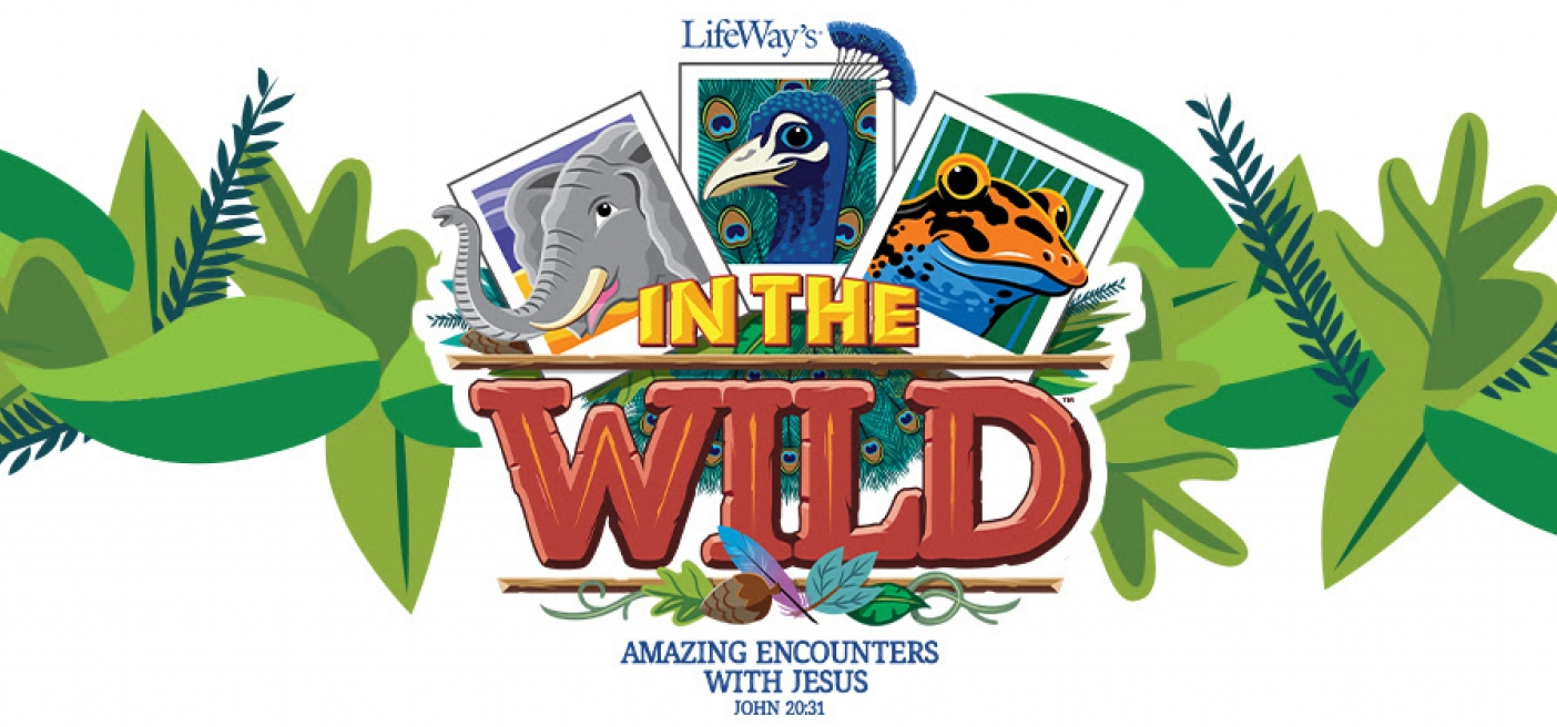 Into the wild vbs clipart clipart Zoom In and Focus on Jesus | scbo.org clipart
