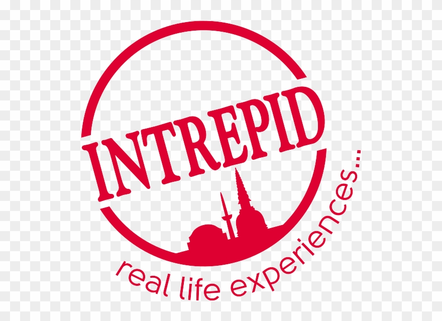 Intrepid clipart clipart royalty free Intrepid Travel - Intrepid Travel Logo Png Clipart (#768435 ... clipart royalty free