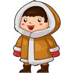 Inuit clipart clip art royalty free stock Drawing Of Eskimo | Free download best Drawing Of Eskimo on ... clip art royalty free stock