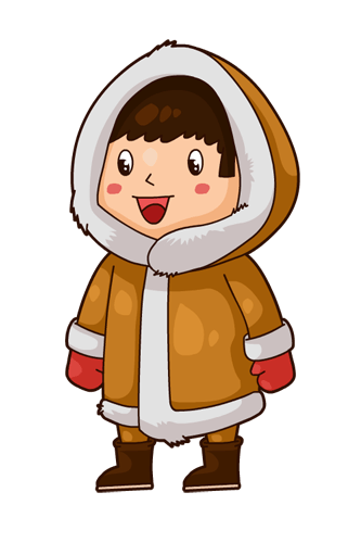 Inuit images clipart picture royalty free stock Boy Eskimo Cliparts - Cliparts Zone picture royalty free stock