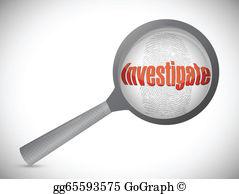 Investigation clipart free graphic Investigation Clip Art - Royalty Free - GoGraph graphic
