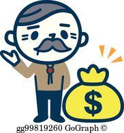 Investors clipart graphic black and white stock Investors Clip Art - Royalty Free - GoGraph graphic black and white stock
