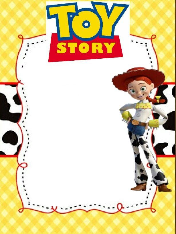 Invitaciones de cumpleanos clipart graphic royalty free stock Pin de Pinkscissors en Clipart   Fiesta de toy story ... graphic royalty free stock