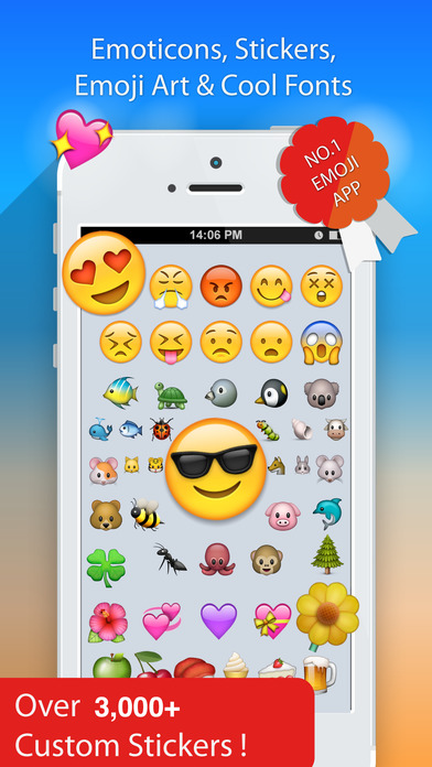 Ios app clipart sizes image freeuse library Emoji 2 Emoticons Art App Free on the App Store image freeuse library