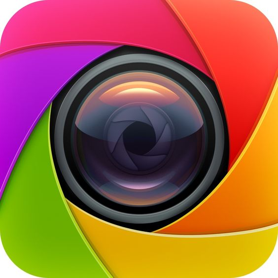 Ios app clipart sizes jpg black and white library Analog Camera for iOS (app icon, full size) | cameras | Pinterest ... jpg black and white library