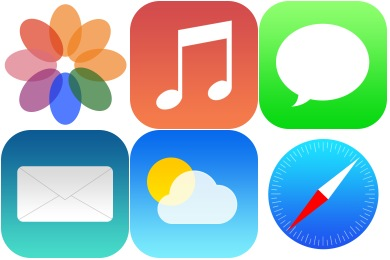 Ios icon pack clipart clip art free Apple Icons clip art free