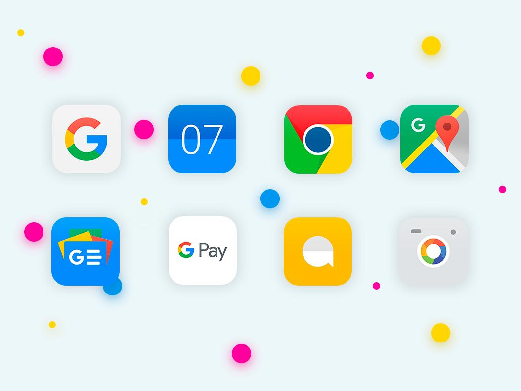 Ios icon pack clipart clip royalty free iOS 11 - Icon Pack for Android - APK Download clip royalty free