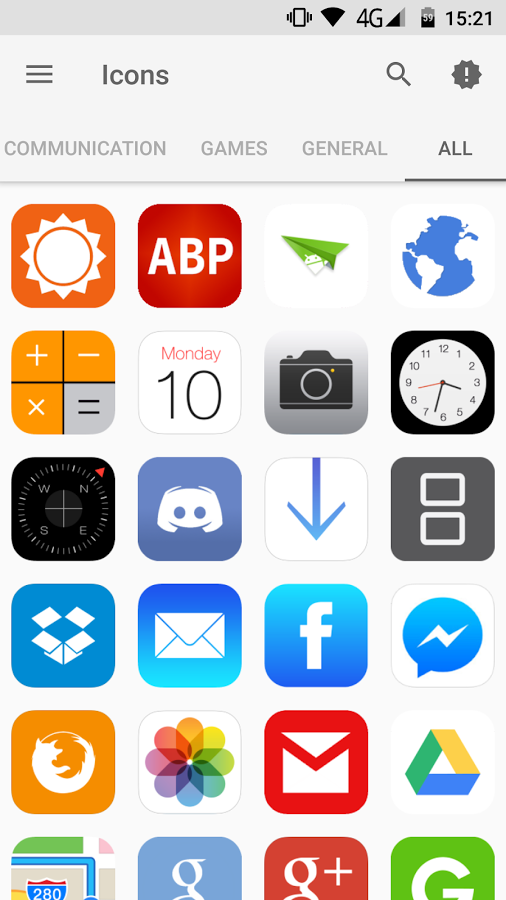 Ios icon pack clipart jpg freeuse library Download uOS Icon Pack For Android | uOS Icon Pack APK ... jpg freeuse library