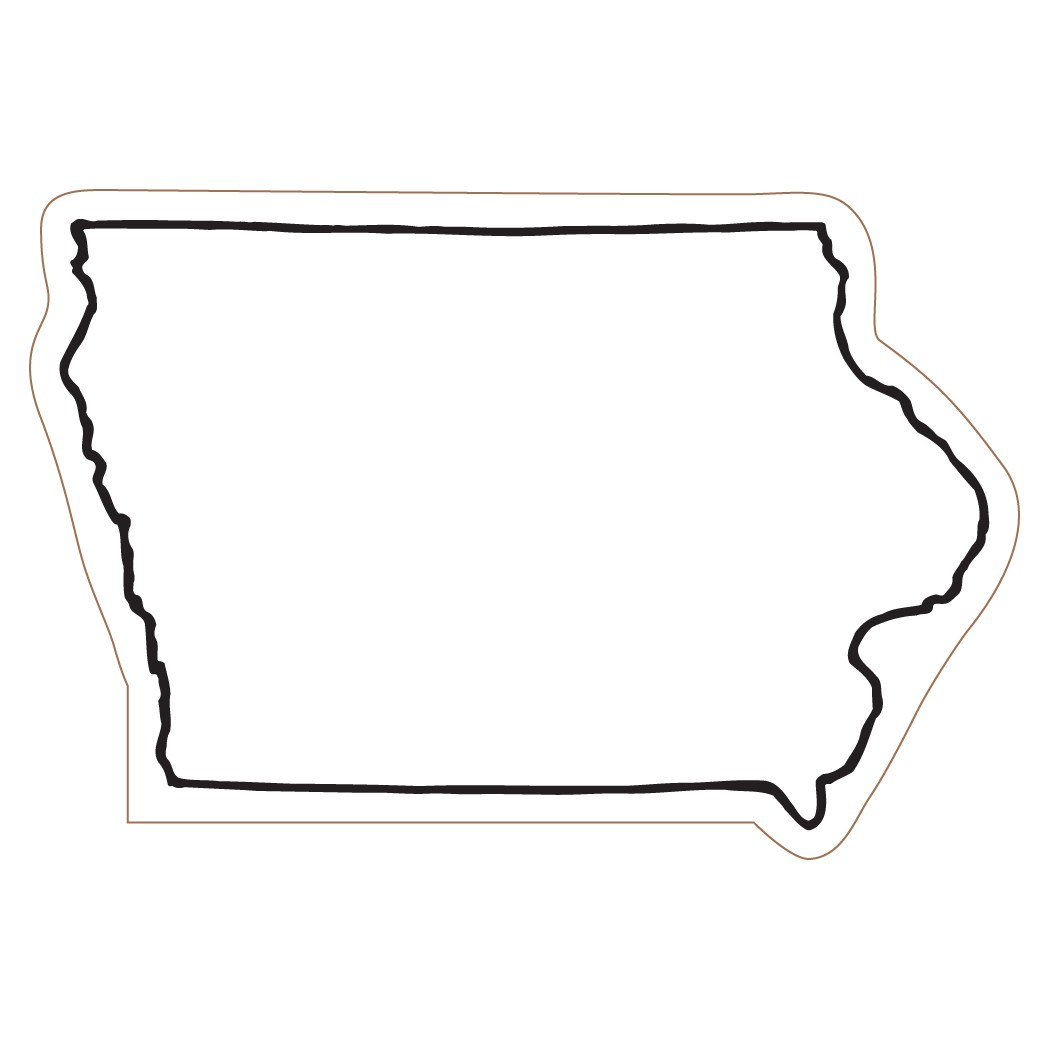 Iowa state clipart picture freeuse stock Iowa state clipart 5 » Clipart Portal picture freeuse stock