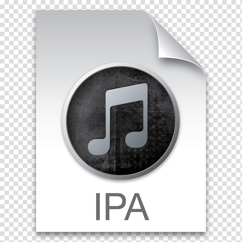 Ipa clipart contact picture free stock Dark Icons Part II , iTunes-ipa, music player icon ... picture free stock