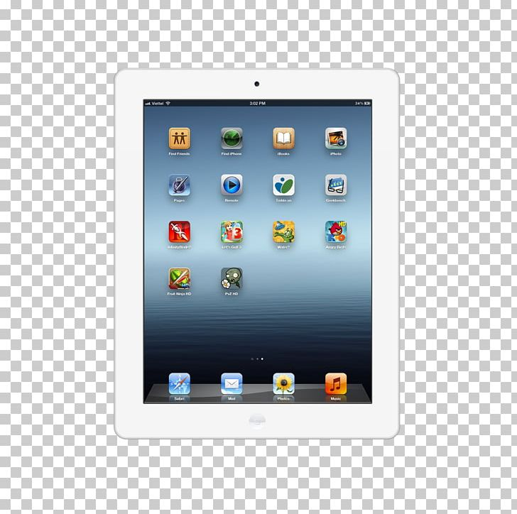 Ipad 3 clipart svg royalty free library IPad 2 IPad 3 IPad 4 IPad Air 2 PNG, Clipart, Apple ... svg royalty free library