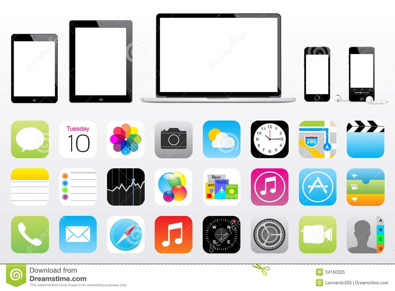 Ipad app clipart clip art library Ipad Stock Illustrations – 1,865 Ipad Stock Illustrations, Vectors ... clip art library