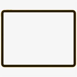 Ipad pro frame clipart jpg free stock Ipad Clipart Download - Ipad Pro 2017 Cellular #1186094 ... jpg free stock