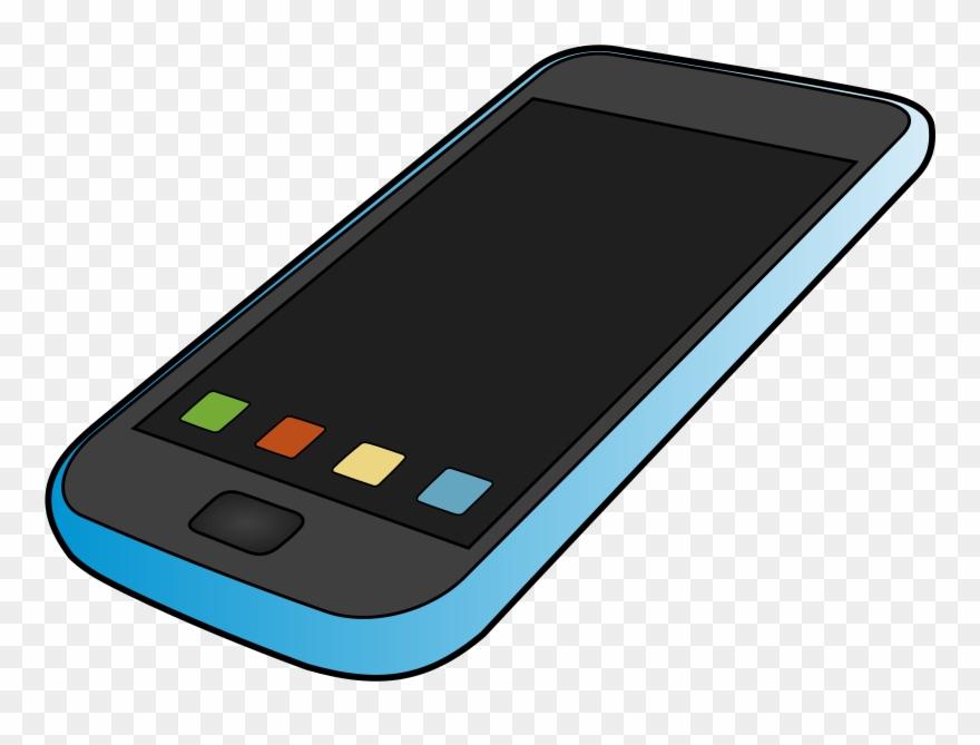 Iphone 1 clipart clip transparent stock Iphone1 Phone Icon Iphone Art Clipartist - Cellphone Clipart ... clip transparent stock