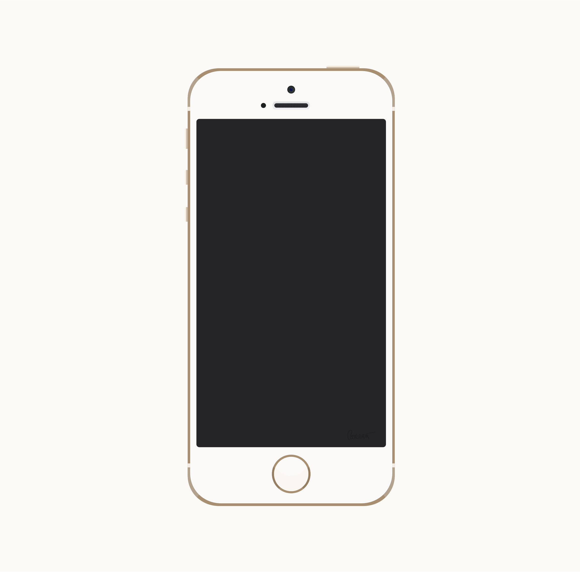 Iphone 5 clipart size picture transparent stock Iphone 5s clipart size - ClipartFest picture transparent stock