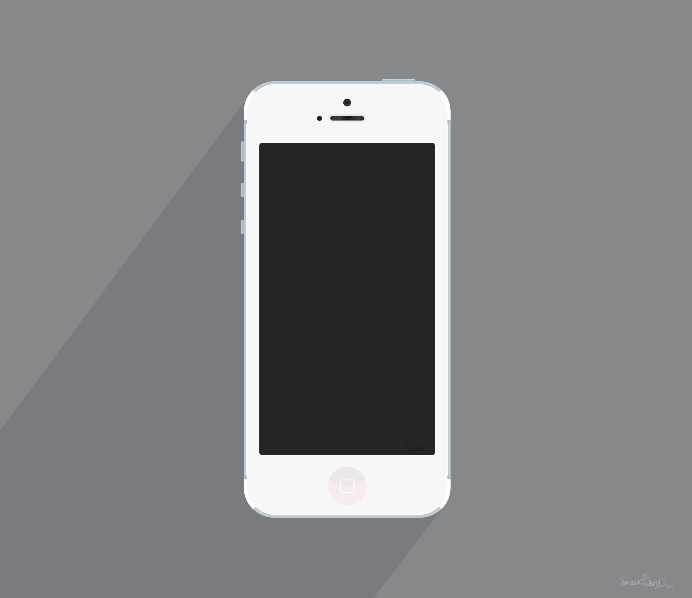 Iphone 5c clipart jpg Apple Iphone Clipart - Free Clipart jpg