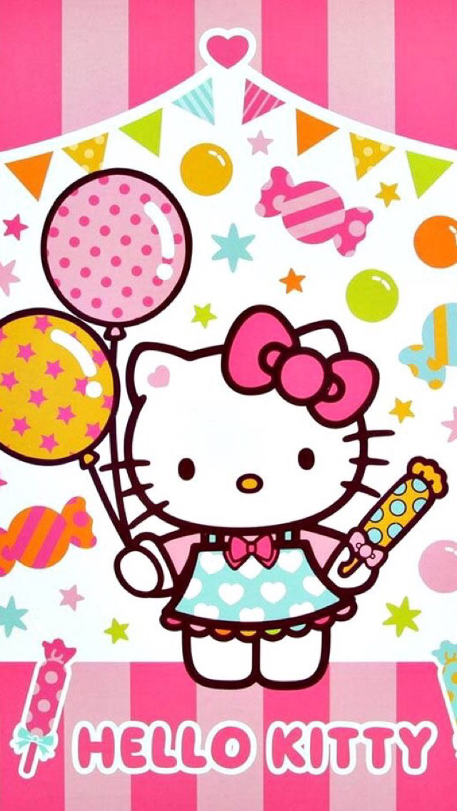 Iphone 5s clipart size png free download Hello Kitty Wallpaper Size iPhone 5S | Hello Kitty Magazine ... png free download