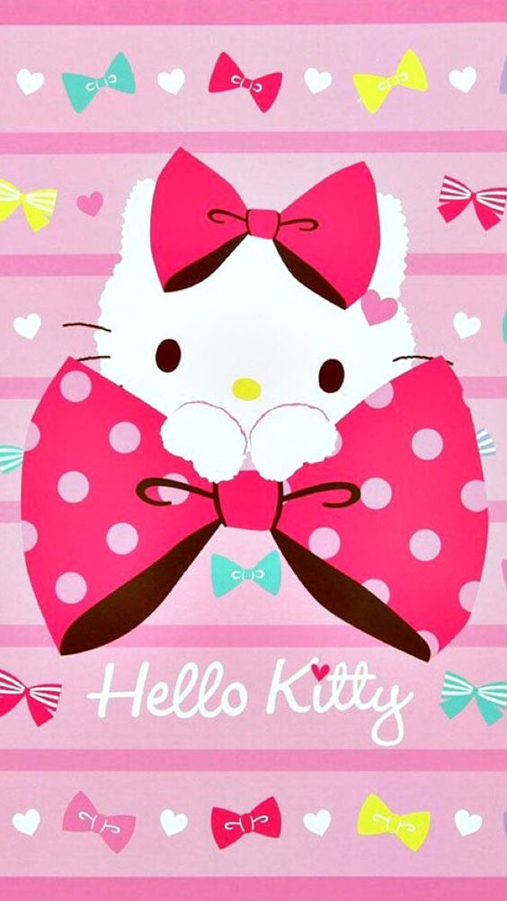 Iphone 5s clipart size jpg freeuse Hello Kitty Wallpaper Size iPhone 5S | Wallpaper | Pinterest ... jpg freeuse