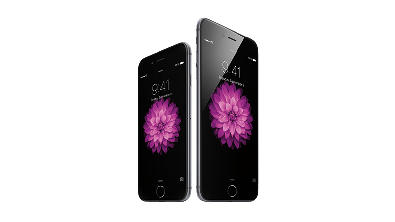 Iphone 6 clipart dimensions png black and white When to buy an iPhone Plus, and when to buy an iPad mini - Macworld UK png black and white