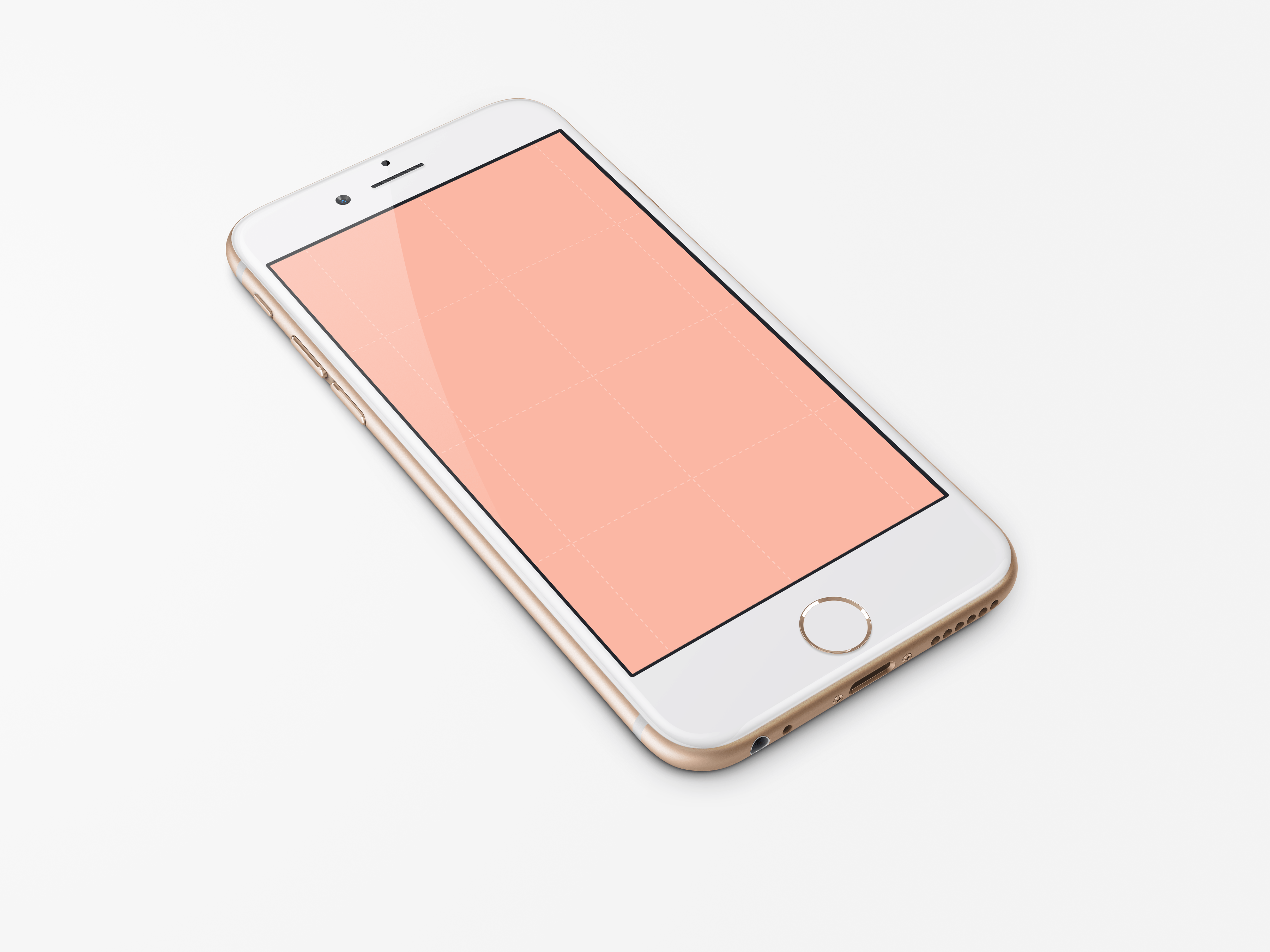 Iphone 6 clipart template clipart free download Illustrator Iphone Template. free vector ios9 gui template for ... clipart free download