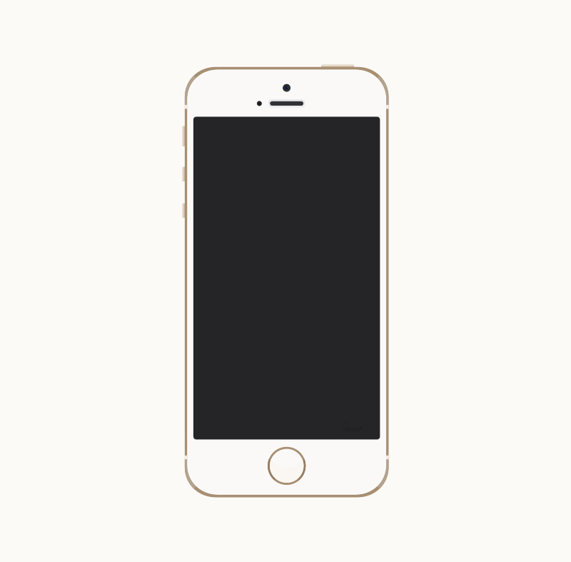 Iphone 6 clipart template graphic free Iphone 6 clipart hd - ClipartFest graphic free