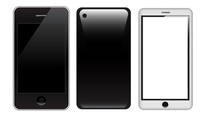 Iphone 6 clipart template graphic transparent stock Iphone clipart vector free - ClipartFest graphic transparent stock