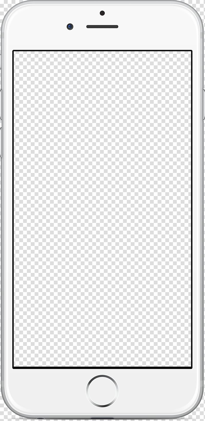 Iphone 6 frame clipart image black and white IPhone 6S Smartphone , Phone frame, gold iPhone 6 ... image black and white