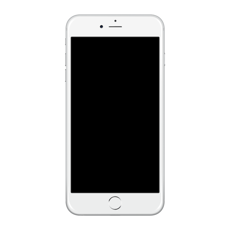 Iphone 6 frame clipart jpg free download Iphone 6s plus template clipart images gallery for free ... jpg free download