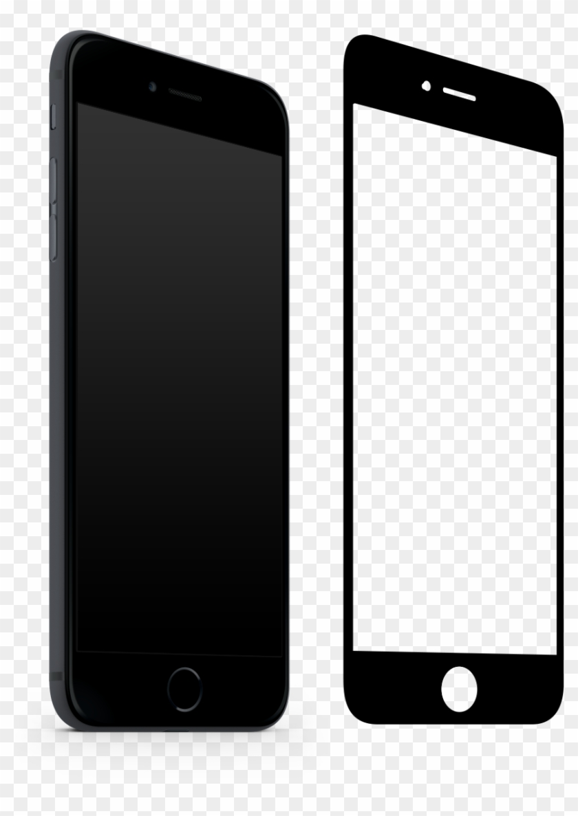Iphone 6s plus clipart graphic black and white Apple Iphone 7 Plus Clipart Png Photos - Iphone 6s Plus ... graphic black and white