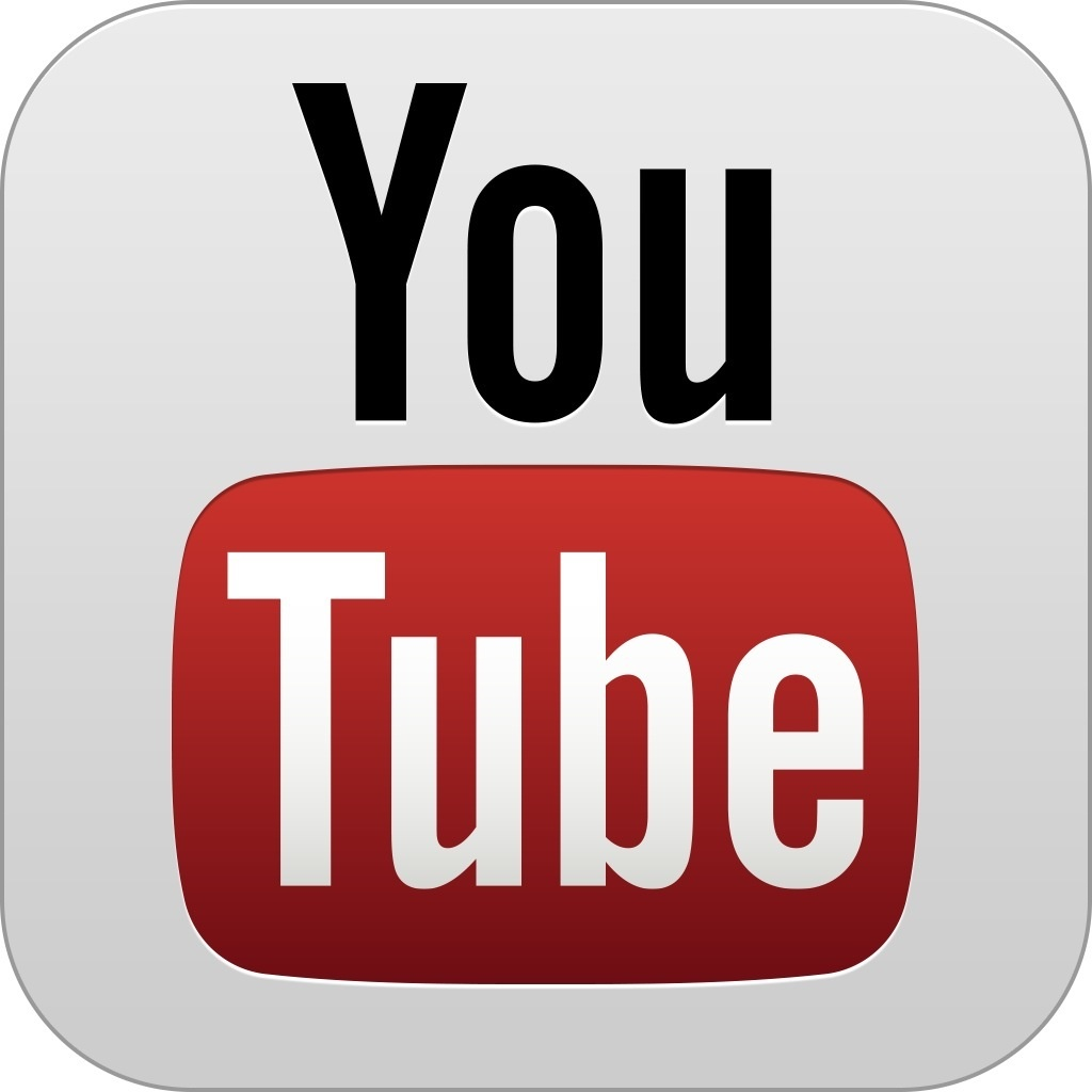 Iphone app clipart size jpg library stock YouTube iOS app now available for iPad, adds AirPlay streaming and ... jpg library stock